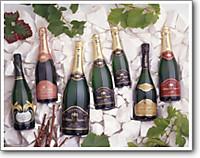 Gamme de nos champagnes